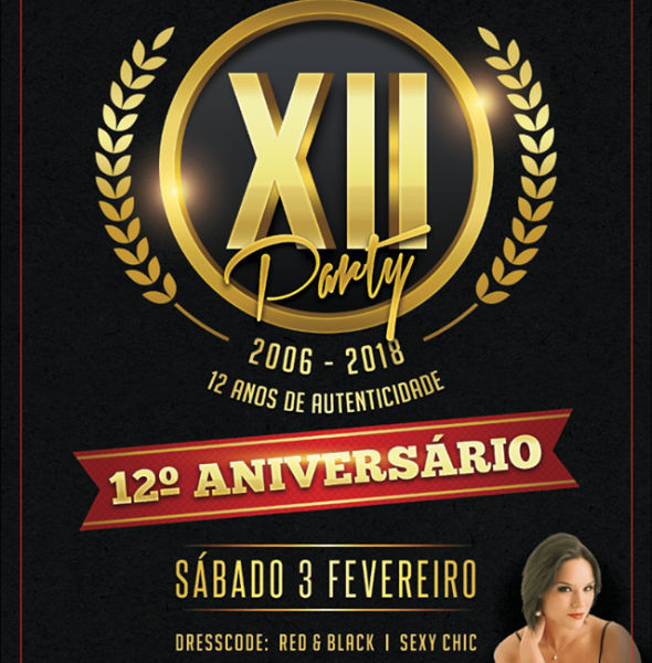12º Aniversário XClube